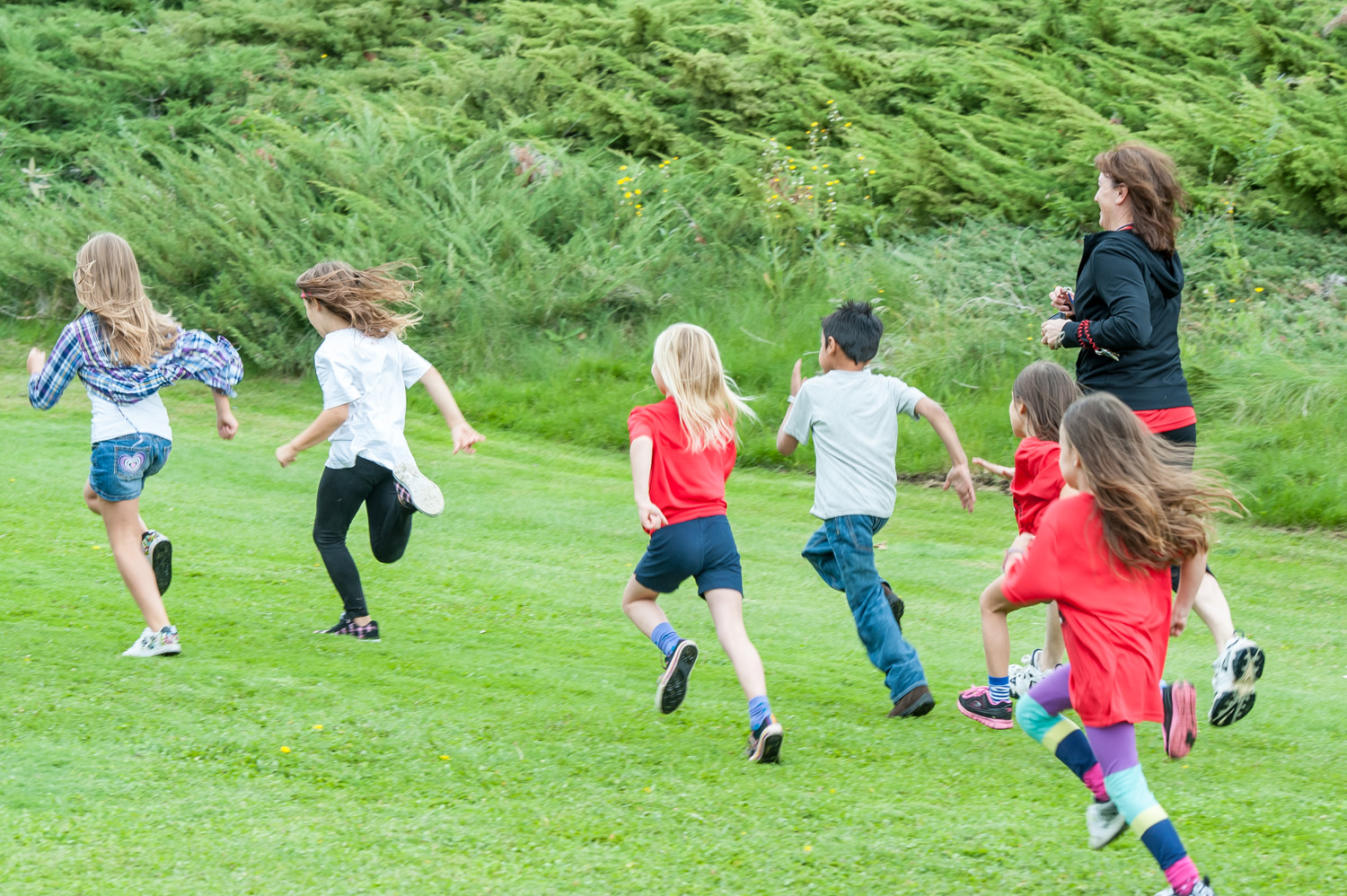 Running Club | Kinellar Primary School